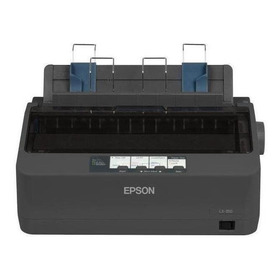 Impressora Epson Lx Series Lx-350 220v Cinza