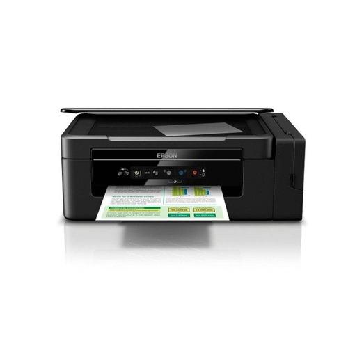 impressora epson multifuncional sem fio l396 tanque de tinta