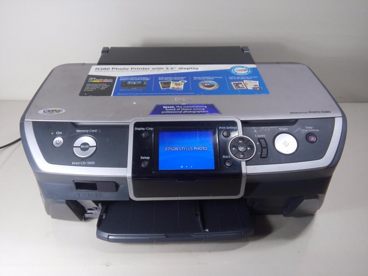 EPSON R380 DRIVER PC