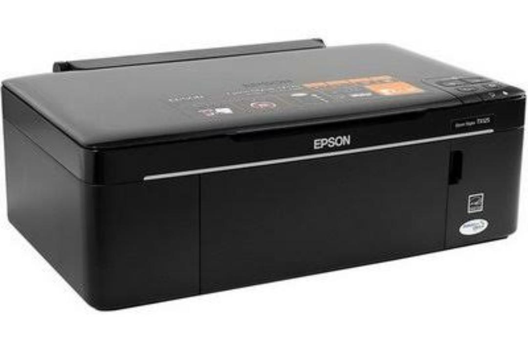 driver impressora epson stylus tx125