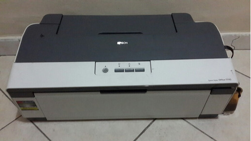 impressora epson sublimatica a3 t1110 revisada.