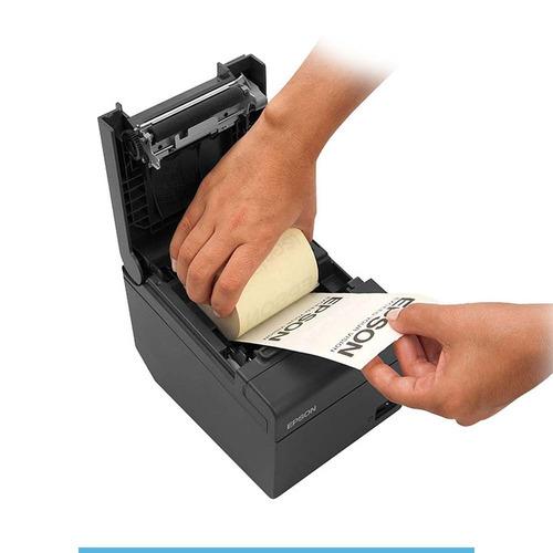 impressora epson tm-t20 usb térmica nfce oferta