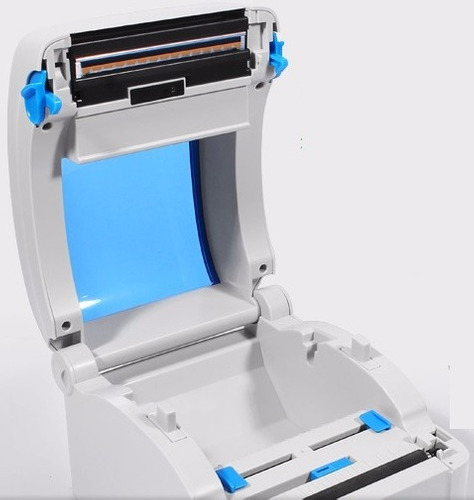 impressora etiqueta termica correios ml qr code codigo barra
