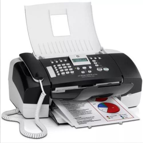 impressora fax multifuncional hp officejet j3680 all-in-one