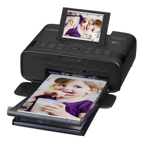 impressora fotográfica canon selphy cp1300 color 12x s/juros