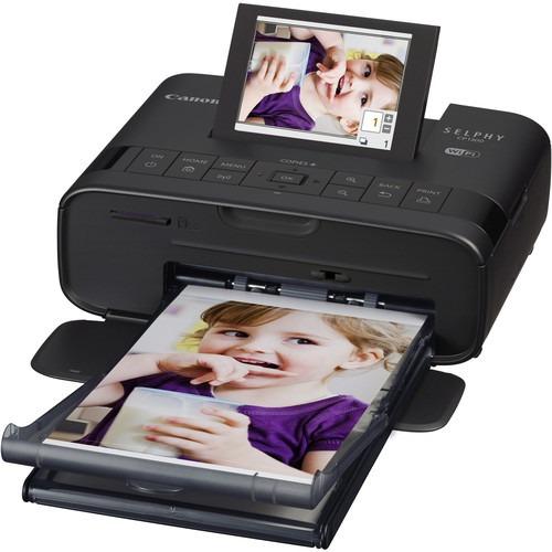 impressora fotográfica compacta canon selphy cp1300 novo
