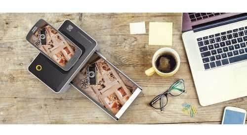 impressora fotográfica kodak usb/wifi/android/ios 10x15cm