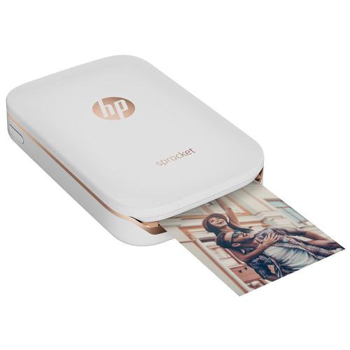 impressora fotográfica para smartphone hp sprocket 100