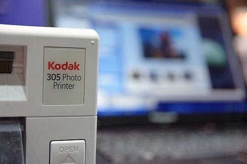 impressora fotografica profissional kodak 305 - c/ nf