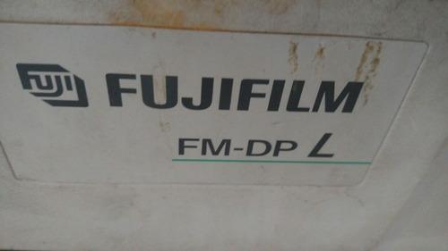 impressora fujifilm fm-dp l para chapas