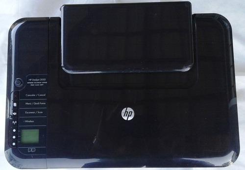 impressora hp 3050 multifuncional