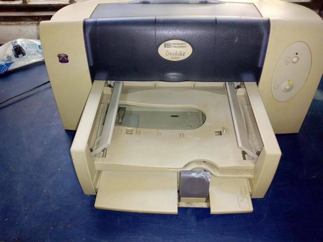 HP640C TREIBER WINDOWS 10
