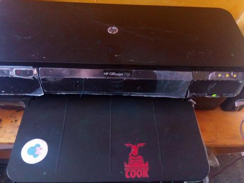 impressora hp 7110  não reconhece cartuchos do bulk ink