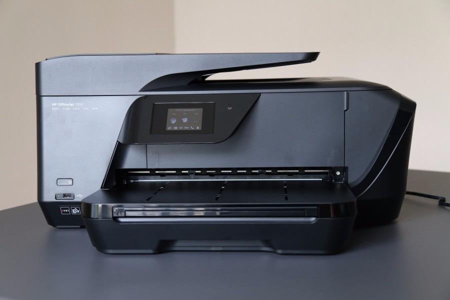 Impressora Hp A3 Officejet 7510 Nova S Cabeça Cartucho R 59890