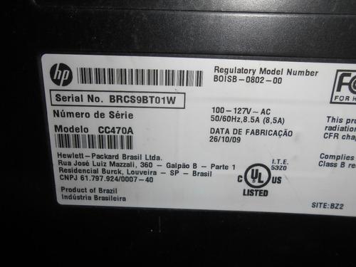 impressora hp color cp3525 laserjet