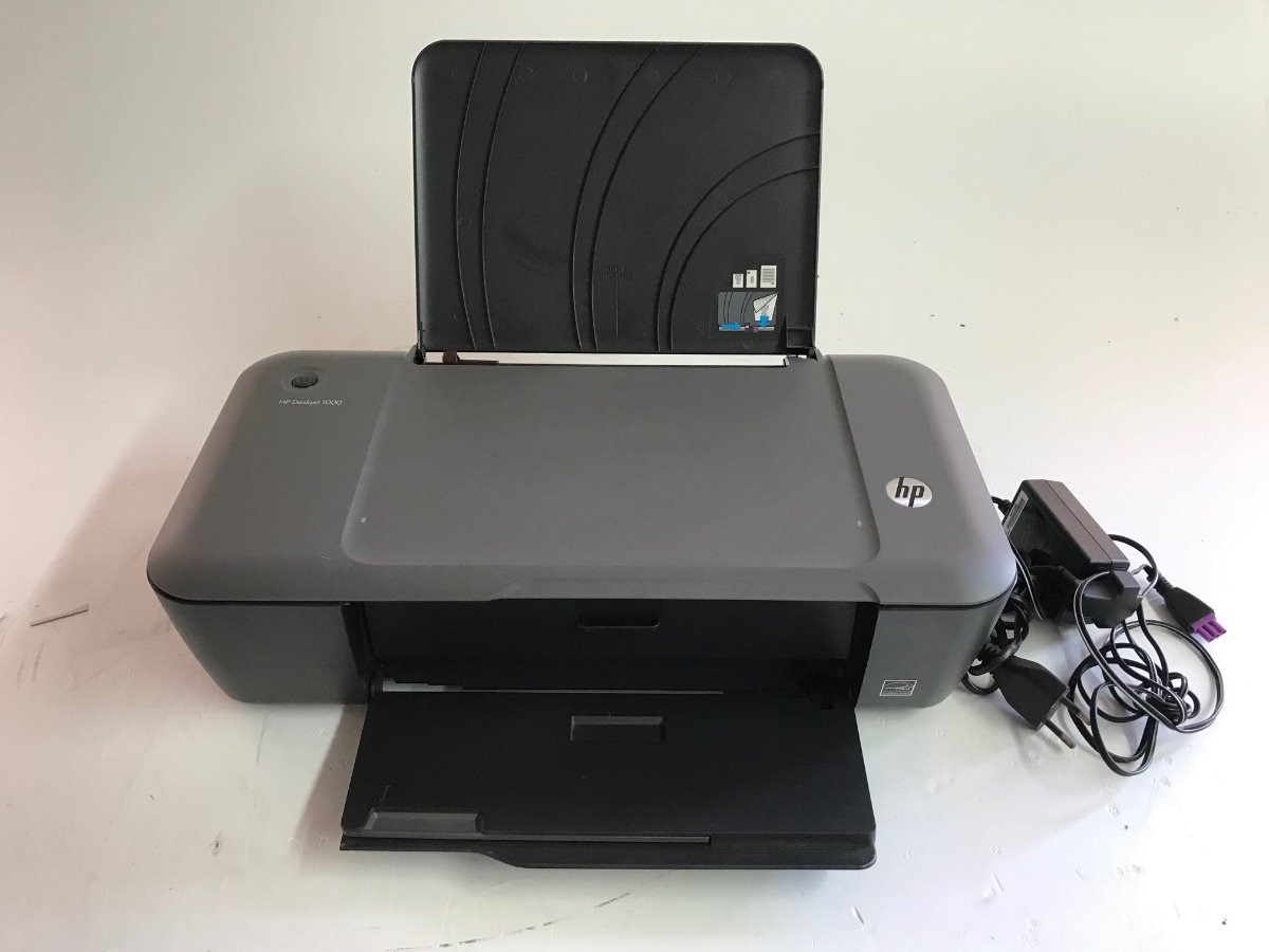 IMPRESSORA HP DESKJET 1000 DRIVER WINDOWS XP