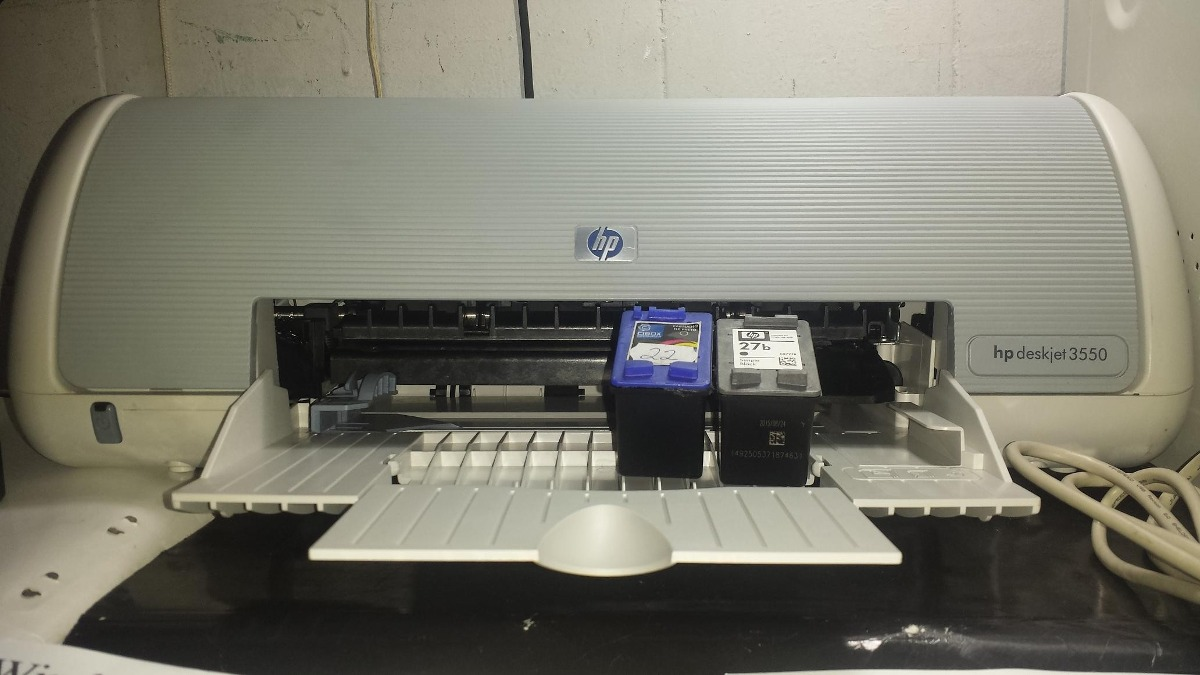 IMPRESSORA HP DESKJET 3550 DRIVERS WINDOWS XP