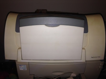 DRIVERS UPDATE: HP DESKJET 656C PRINTER