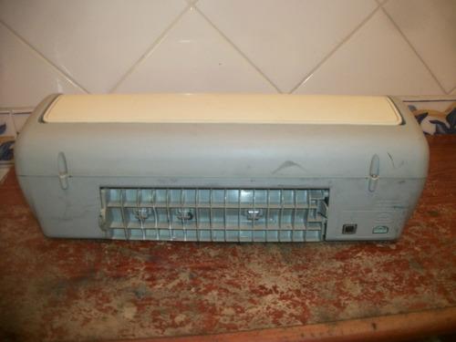 impressora hp deskjet d1360 ou 1460 usada
