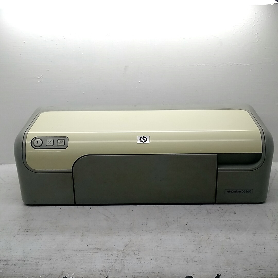 HP DESKJET D2360 WINDOWS VISTA DRIVER