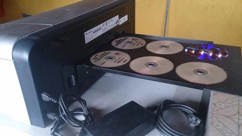 impressora hp k8600- cb015a modf. p imprimir cd peq defeito