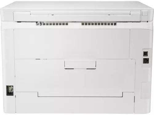 impressora hp laser m180nw color imprime papel transfer