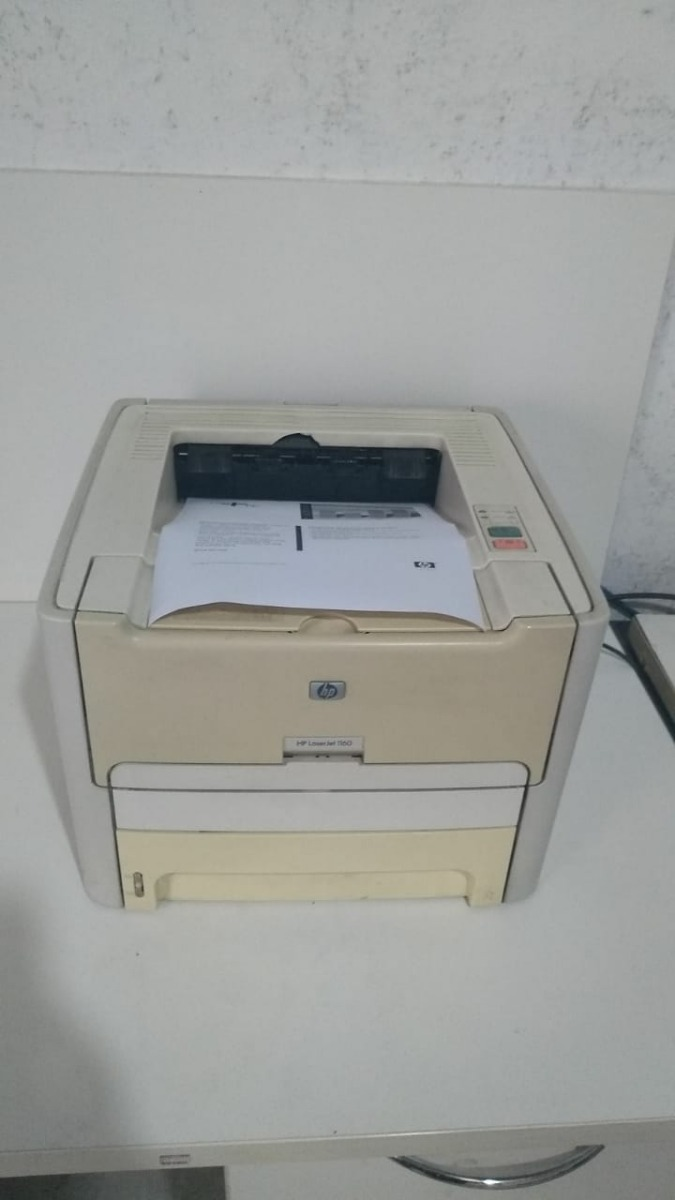 DRIVERS HP PRINTER 1160