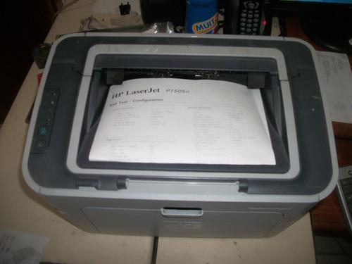 impressora hp laserjet 1505 funcionando (frete gratis)