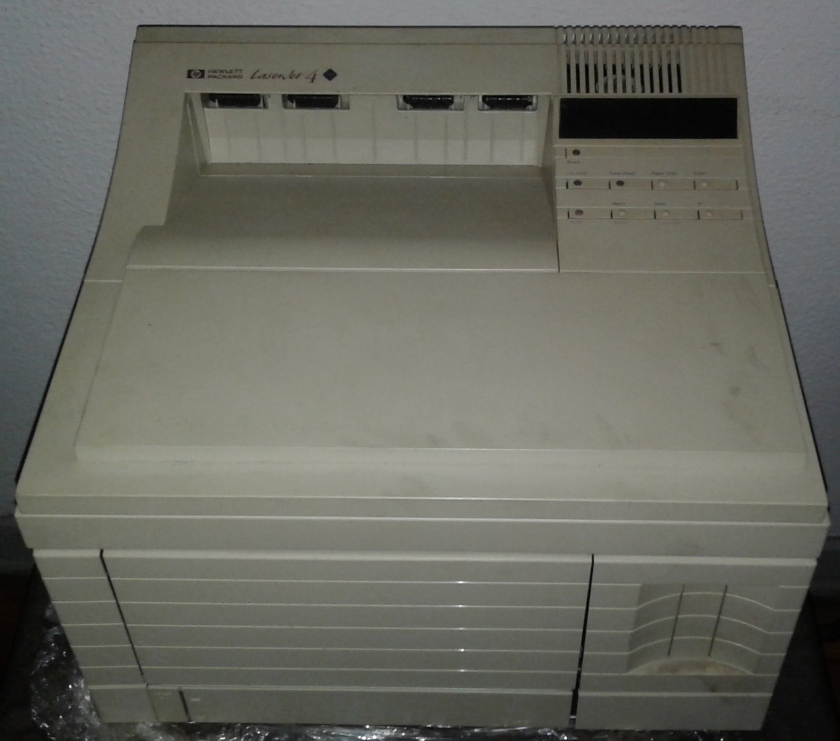 HP LASERJET 4 C2001A 64BIT DRIVER