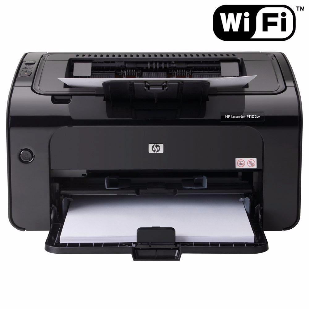 Impressora hp laserjet p1102w wi fi com cartucho toner novo r 589 carregando zoom fandeluxe Image collections
