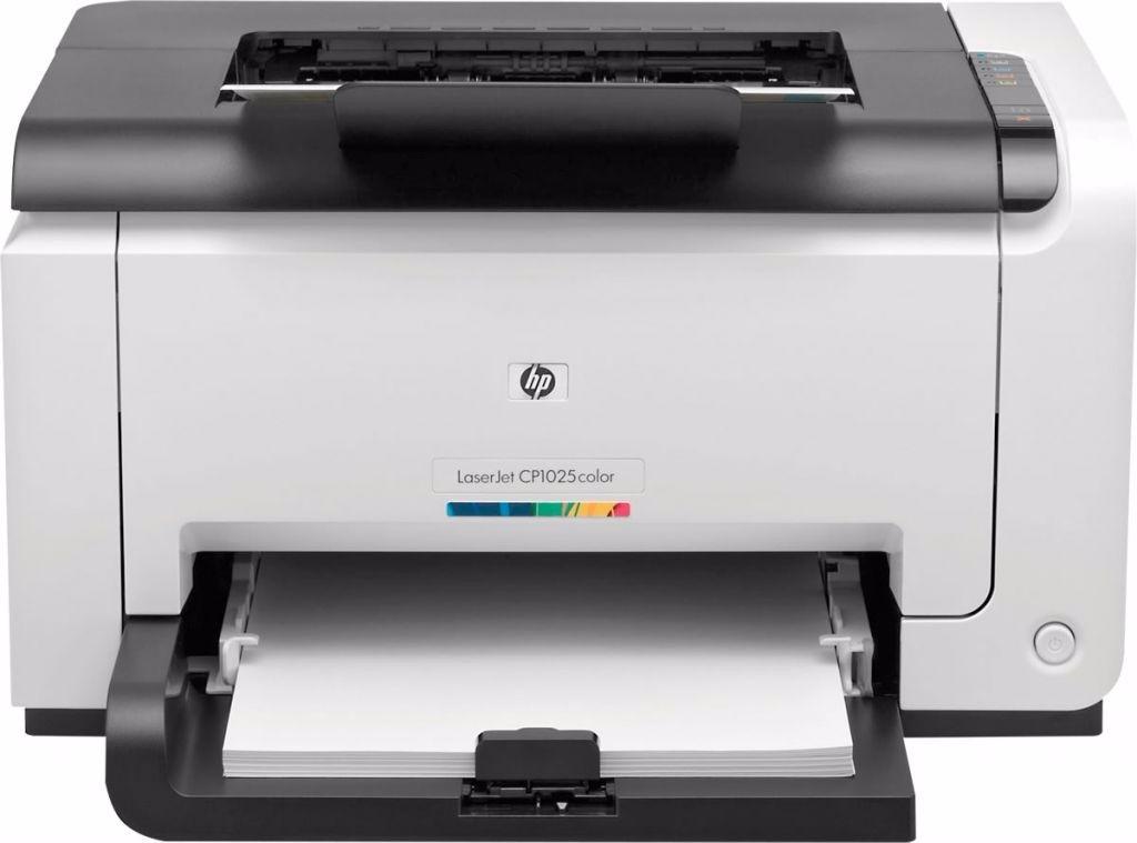 HP CP1025NW LaserJet Pro Descargar Controlador
