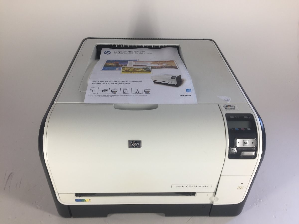 LASERJET CP1525NW COLOR DRIVERS WINDOWS XP