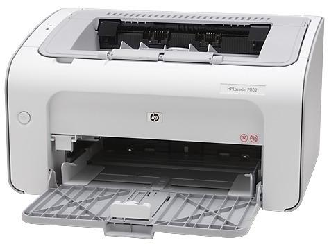 como instalar o driver da impressora hp laserjet p1102