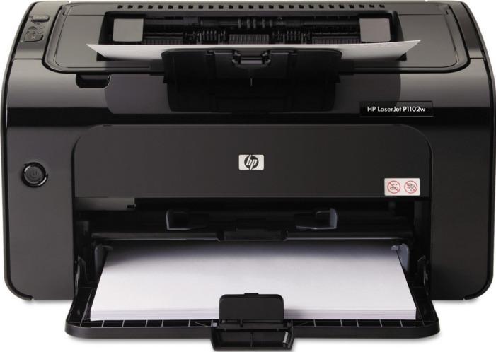 Impressora Hp Laserjet Pro P1102w - Wi-fi - 110v - Usb - R$ 1.049 ...
