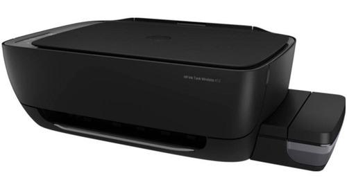 impressora hp multifuncional 412 sem fio tanque de tinta