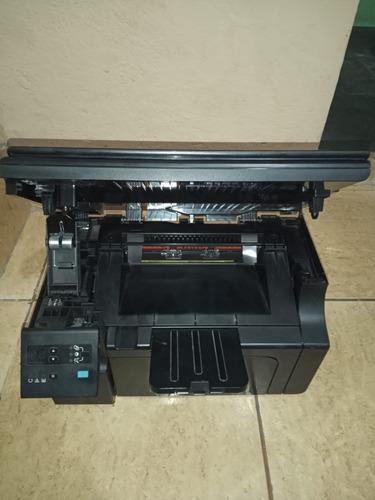impressora hp multifuncional laser m1132