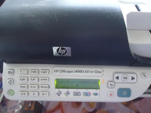 impressora hp office jet j4660 all-in-one