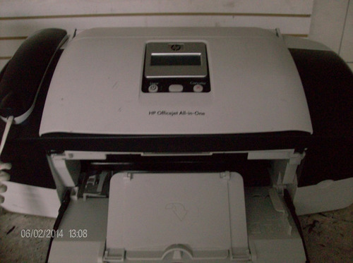 impressora hp officejet j3680 ( sem cartucho )