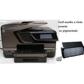 Impressora Hp Officejet Pro 8600 Plus Com Ecotank