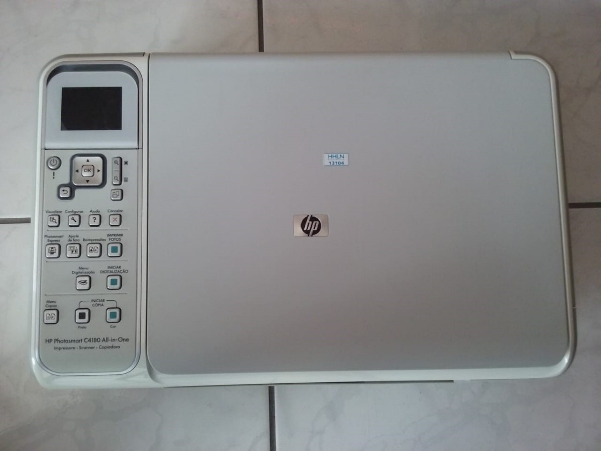 HP C4100 SCANNER DRIVER DOWNLOAD FREE