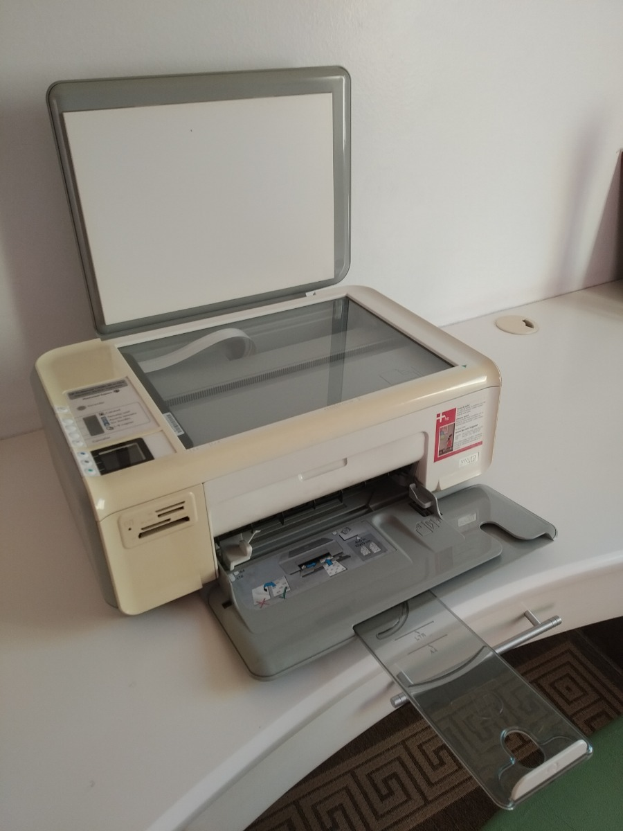 NEW DRIVER: HP C4280 SCANNER