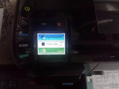 impressora hp photosmart c4480 - revisada, c/cart e garantia