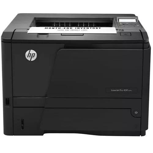 impressora hp pro 400 m401n laser - usada