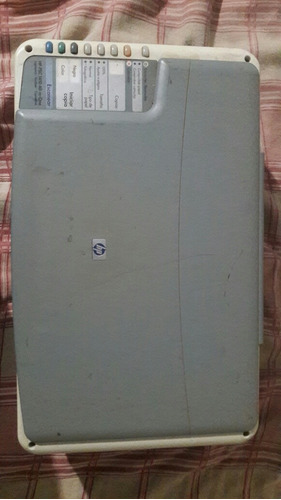 impressora hp psc 1410, cartuchos vazios