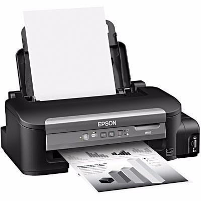 impressora inkjet epson ecotank m105 a4 mono 35ppm