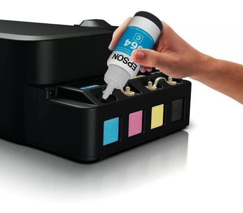 impressora jato de tinta colorida ecotank l120 epson