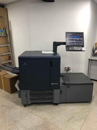 impressora konica 1070p