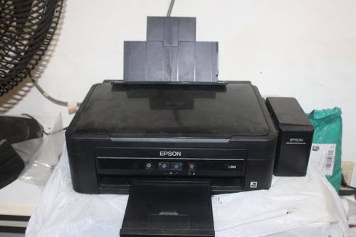 impressora l380 ecotank falhando p retirada de peças sucata