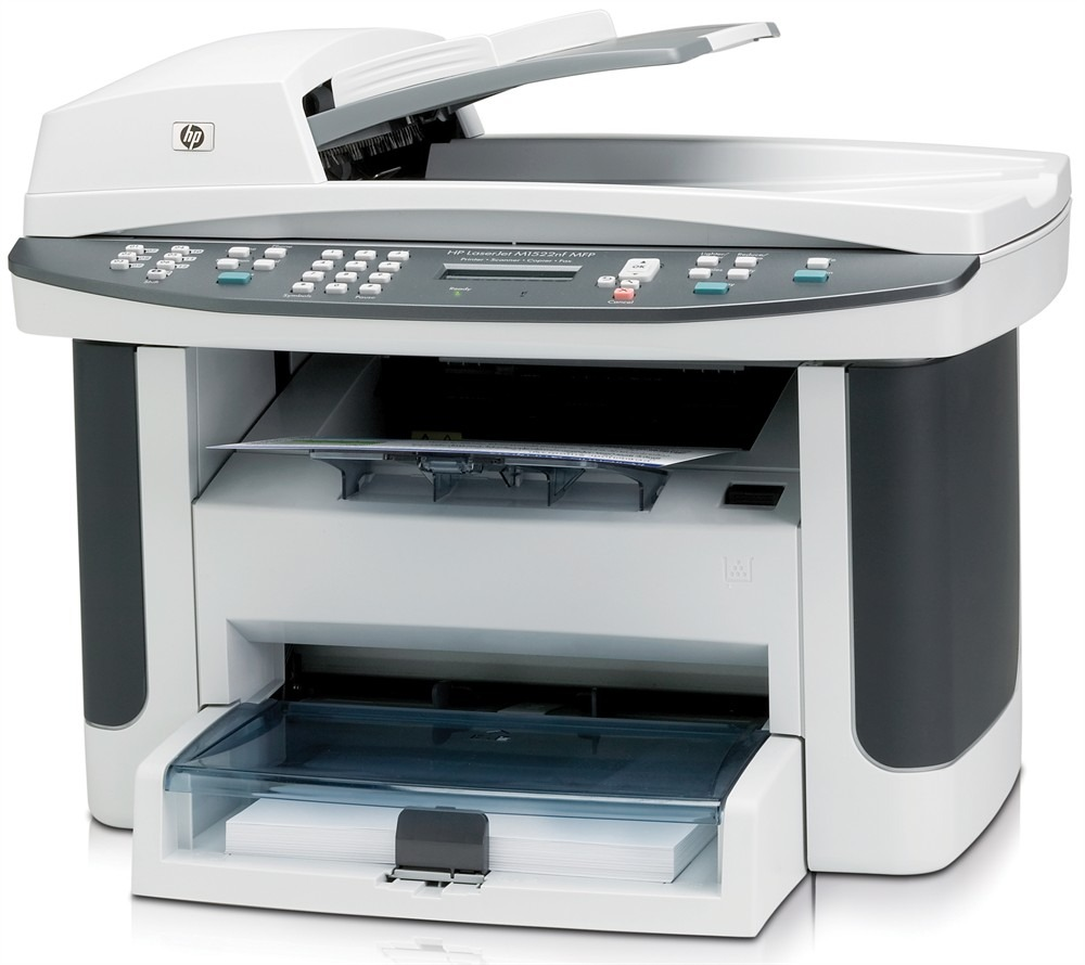 принтер hp laserjet m1522nf драйвер скачать
