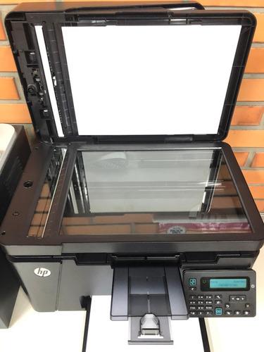 impressora laser multifuncional hp m127 usada.